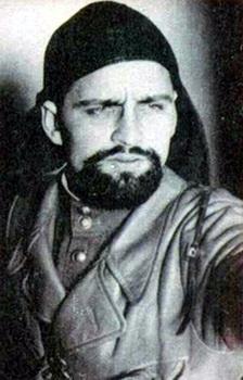 Даян Мурзин в годы войны